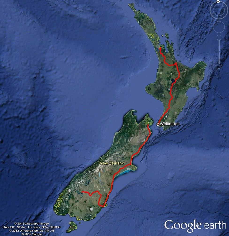 The route toms next step new zealand leg gumiabroncs Gallery