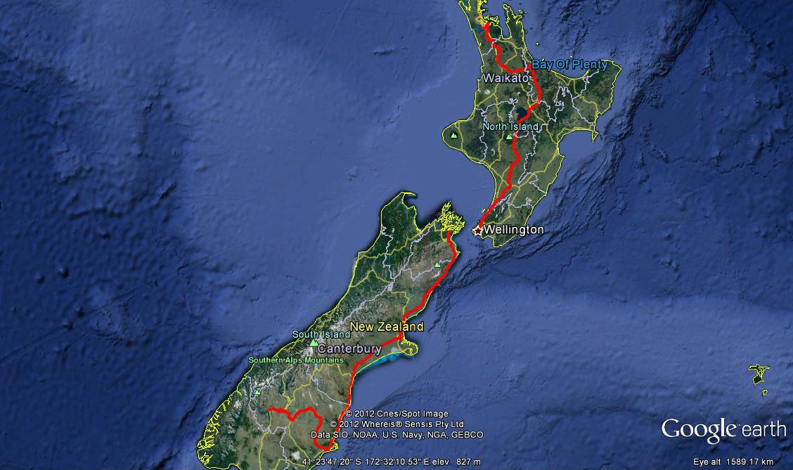 Tomsnextstep new zealand leg google earth toms next step tomsnextstep new zealand leg google earth gumiabroncs Gallery