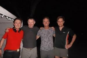 Four World Runners