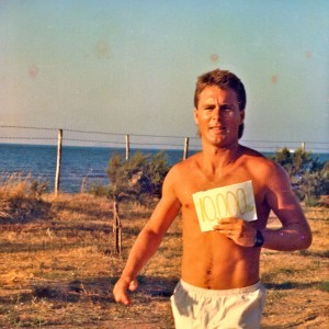 Running on Crete