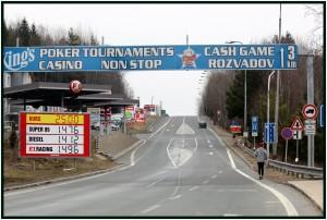 Czech Border