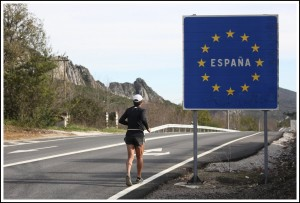 Spanish Portuguese Border