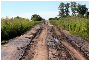 Argentina Back Road
