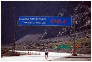 Chile Argentina Border