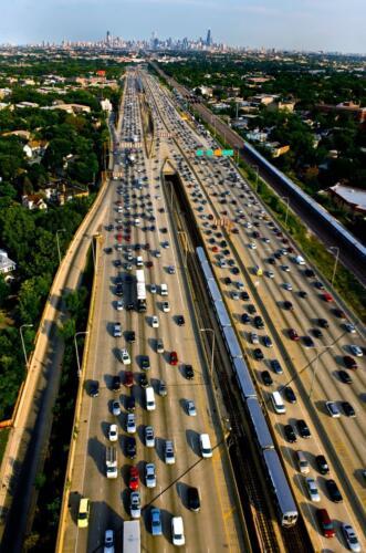 Chicago Expresssway