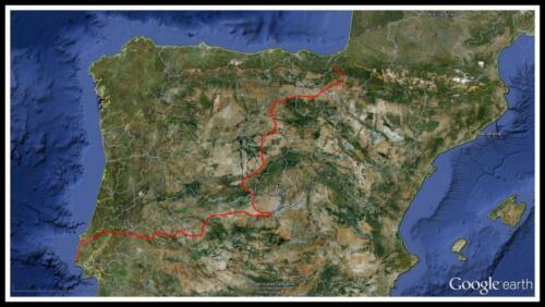 TNS Europe to 20 Feb 2013 -Google Earth